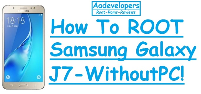 How to root Samsung j7 without PC Using Kingoroot | Kingroot