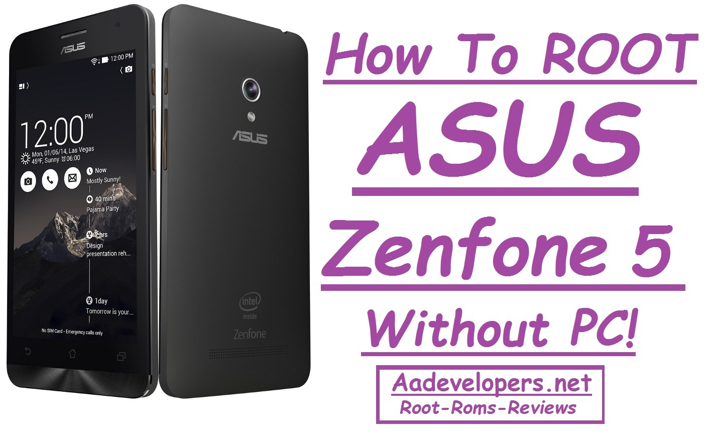 how to root zenfone 5 without pc – Aadevelopers