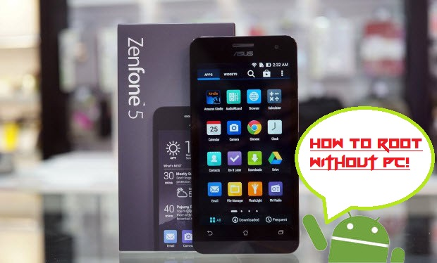 How To Root Asus Zenfone 5 Without Pc – Aadevelopers
