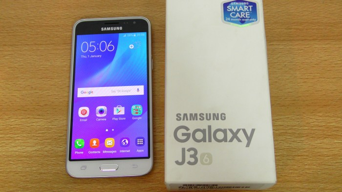 How To Root Samsung J3 2016 Without Pc – Aadevelopers